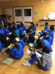 環境出前授業@丹生川小学校 031